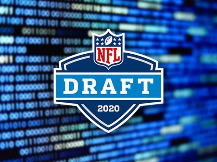 NFL draft virtual picking for mock draft