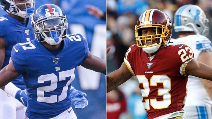 DeAndre Baker of the New York Giants and Quinton Dunbar of the Seattle Seahawks are to be arrested for armed robbery