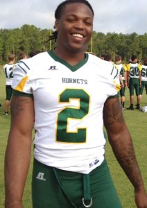 Derrick Henry of the Tennessee Titans from High School in Yulee, Florida